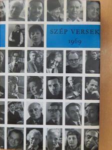 Ágh István - Szép versek 1969 [antikvár]