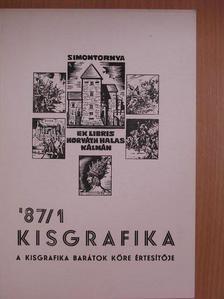 Béres Ferenc - Kisgrafika '87/1 [antikvár]