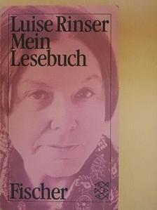 Bertolt Brecht - Mein Lesebuch [antikvár]