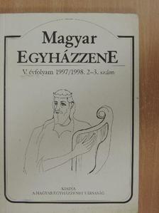 Cselényi István Gábor - Magyar Egyházzene 1997/1998. 2-3. [antikvár]