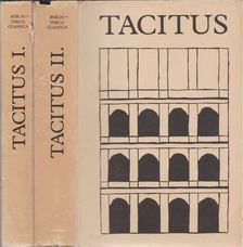 Tacitus - Tacitus összes művei I-II. [antikvár]