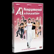 A NAGYMENŐ VISSZATÉR - DVD
