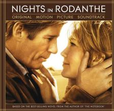 NIGHT IN RODANTHE CD ORIGINAL MOTION PICTURE SOUNDTRACK