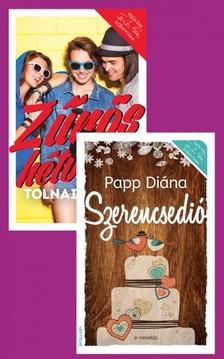 PAPP DIÁNA - Papp Diána: Szerencsedió + Tolnai Panka: Zűrös hétvége [eKönyv: epub, mobi]