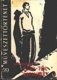 NÉMETH LAJOS - Képzőművészet 1919-től napjainkig [antikvár]