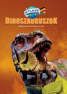 szerk.Guiu Claudia - Dinoszauruszok - Képes atlasz, Német-Magyar
