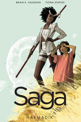 Brian K. Vaughan, Fiona Staples - Saga 3.