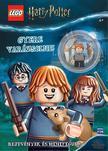 Lego Harry Potter - Gyere varázsolni!- ajándék Ron minifigurával