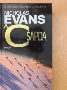 Nicholas Evans - A csapda [antikvár]