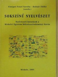 Boda Károly István - Sokszínű nyelvészet [antikvár]
