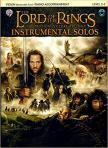 SHORE, HOWARD - THE LORD OF THE RINGS FOR VIOLIN (REM. PART) PIANO ACC. LEVEL 2-3 + CD