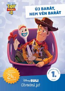 Új barát, nem vén barát - Disney Suli Olvasni jó! sorozat 1. szint
