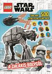 Lego Star Wars - A galaxis bolygói - matricás foglalkoztatókönyv