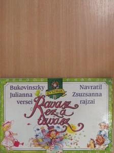 Bukovinszky Julianna - Ravasz ez a tavasz [antikvár]
