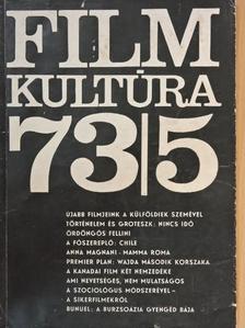 Bikácsy Gergely - Filmkultúra 1973. szeptember-október [antikvár]