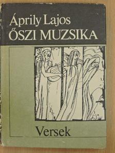 Janus Pannonius - Őszi muzsika [antikvár]