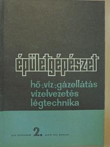 Bánhidi László - Épületgépészet 1964/2. [antikvár]