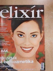 Aggod Judit - Új Elixír Magazin 1998. december [antikvár]