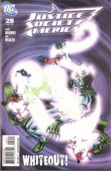 Ordway, Jerry, Wiacek, Bob - Justice Society of America 28. [antikvár]