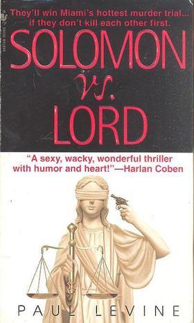 LEVINE, PAUL J. - Solomon Vs. Lord [antikvár]