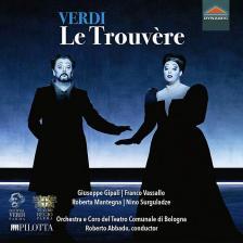 Verdi - LE TROUVÉRE 2CD ABBADO