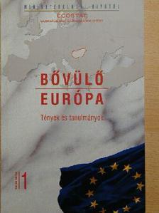 Horváth Zoltán - Bővülő Európa 2002/1. [antikvár]