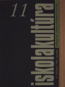 Berki Imre - Iskolakultúra 1996. november [antikvár]