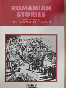 Costache Negruzzi - Romanian Stories [antikvár]