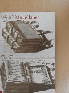 Balogh Endre - Miscellanea [antikvár]