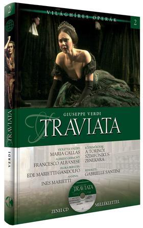 Giuseppe Verdi - VILÁGHÍRES OPERÁK - TRAVIATA