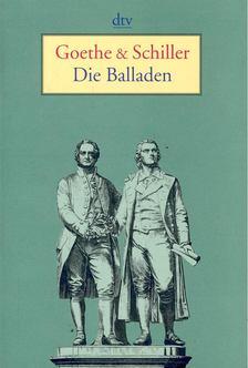 GOETHE - SCHILLER - Die Balladen [antikvár]