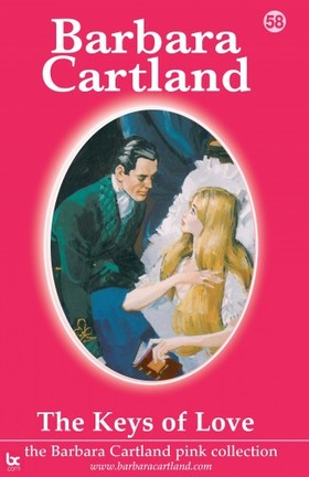 Barbara Cartland - The Keys of Love [eKönyv: epub, mobi]
