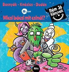 Bosnyák Viktória, Knézics Anikó - Micsi bácsi mit csinál? - Rém jó könyvek 5.
