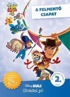 A felmentő csapat - Disney Suli Olvasni jó! sorozat 2. szint