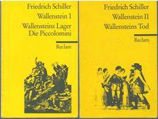 Friedrich Schiller - Wallenstein I-II. [antikvár]