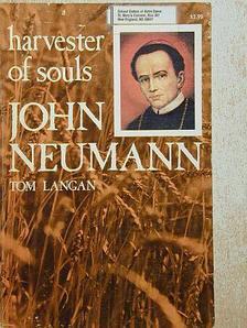 Tom Langan - Harvester of Souls John Neumann [antikvár]