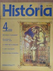 Ádám Magda - História 1993/4. [antikvár]