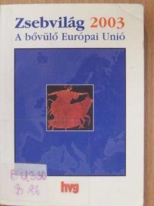 Kocsis Györgyi - Zsebvilág 2003 - A bővülő Európai Unió [antikvár]