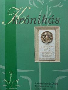 Böhm Ágnes - Krónikás 2002/3. [antikvár]