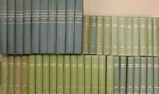 """A. Conan Doyle - """"44 kötet a Legjobb könyvek sorozatból (nem teljes sorozat)"""" [antikvár]"""