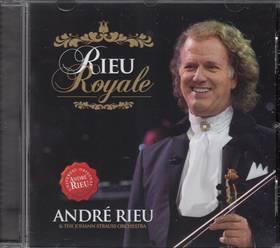 ANDRÉ RIEU ROYALE CD