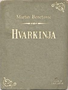 Benetoviæ Martin - Hvarkinja - Komedija od Bogdana [eKönyv: epub, mobi]