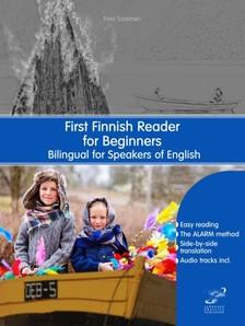 Saarinen Enni - First Finnish Reader for Beginners [eKönyv: epub, mobi]