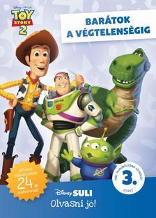 Barátok a végtelenségig - Disney Suli Olvasni jó! sorozat 3. szint