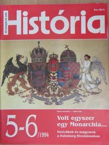 Arnold Suppan - História 1994/5-6. [antikvár]