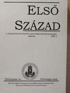 Ablonczy Balázs - Első Század 1998/1. [antikvár]