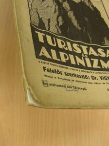 Kessler Hubert - Turistaság és Alpinizmus 1932. október [antikvár]