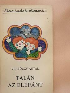 Verbőczy Antal - Talán az elefánt [antikvár]