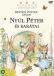 Beatrix Potter - NYÚL PÉTER ÉS BARÁTAI 3 DÍSZDOBOZ