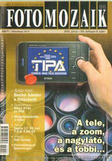 Foto Mozaik 2005. augusztus 6. szám [antikvár]